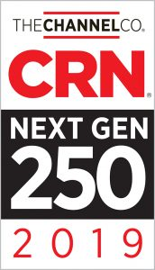 ACE IT Solutions Recognized on 2019 CRN Next Gen 250 Annual List of Standout IT Solution Providers 2019 CRN Next Gen 250 172x300
