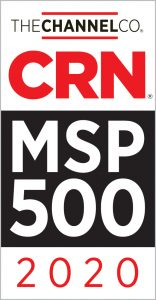 ACE IT Solutions Recognized on CRN's 2020 MSP500 List 2020 CRN MSP500 156x300